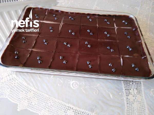 Çikolatalı Islak Pasta