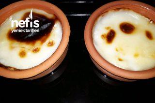 Fırında Sütlaç (yumurtasız) Tarifi