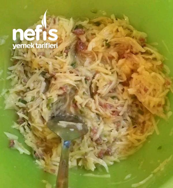 Kahvaltılık Patates Güveç(Potato Casserole)
