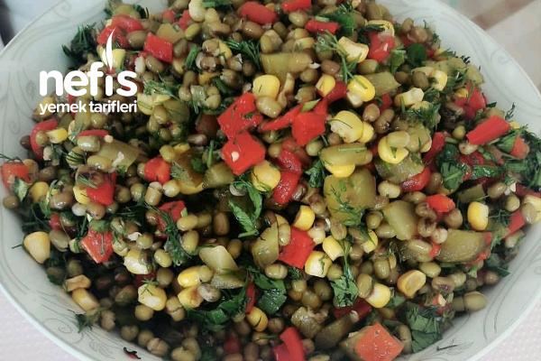 Maş Salatası Tarifi