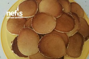 Nefis Pancake Tarifi