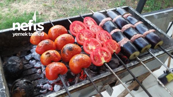 Patlıcan Kebabı (gaziantep)