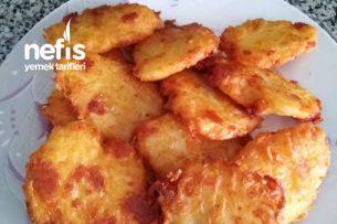 Peynirli Patates Kızartması Tarifi