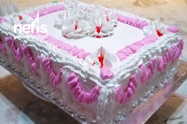 Prenses Doğum Günü Pastası Tarifi