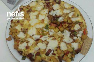 Tava Pizzası Tarifi