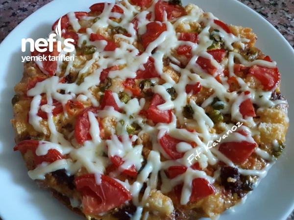 Bakliyat Unlu Fit Pizza
