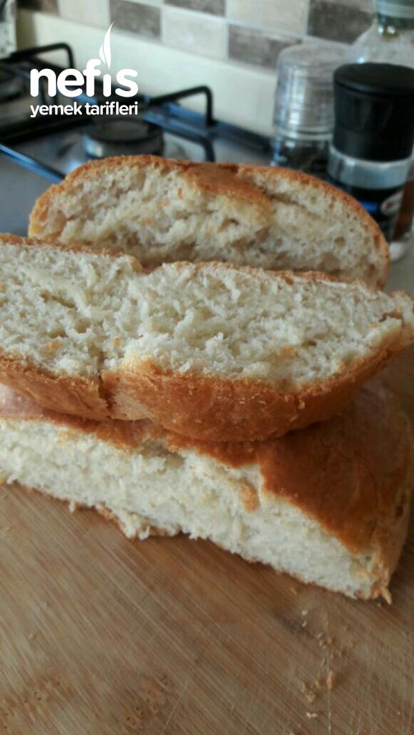 Evde Mayali Ekmek