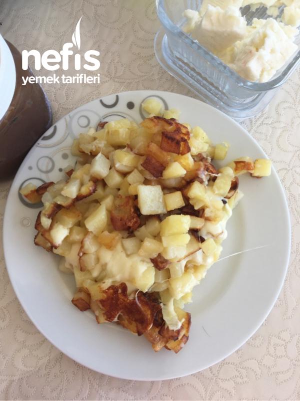 Kahvaltılık Kaşar ve Patates