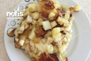 Kahvaltılık Kaşar ve Patates Tarifi