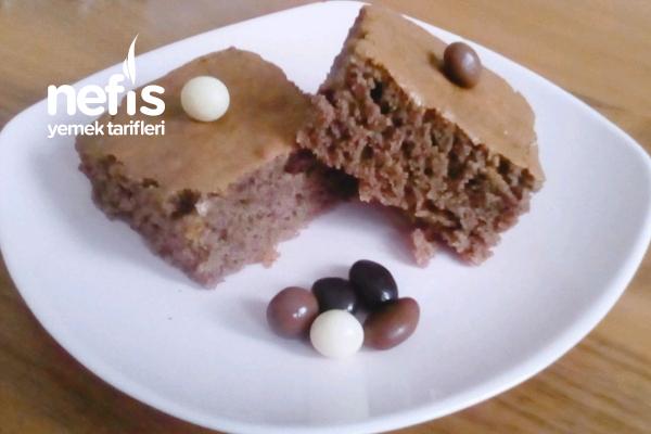 Kakaolu Tarçınlı Kek Tarifi
