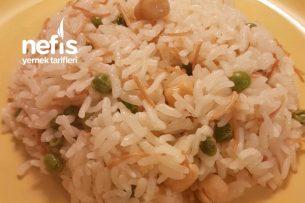 Tek Tane Pirinç Pilavı (Püf Noktalarıyla) Tarifi