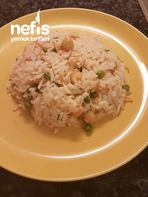 Tek Tane Pirinç Pilavı (püf Noktalarıyla)