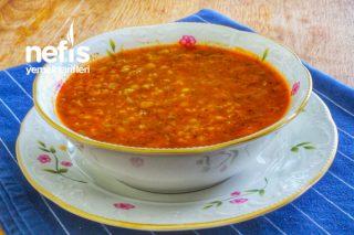 En Kolay Yeşil Mercimek Çorbası (10 dakikada) Tarifi