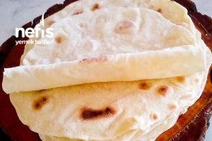 Ev Yapımı Lavaş Ekmeği Tarifi