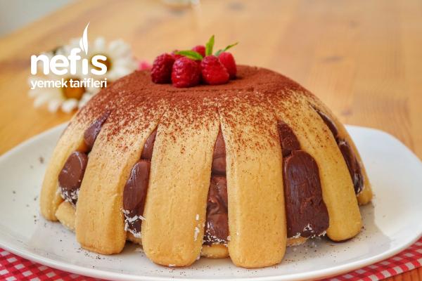 İkinci Dilimi Garantili Kümbet Pasta Tarifi (videolu)