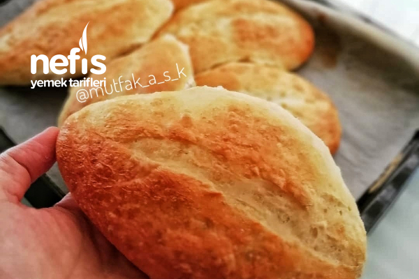 Küçük Baget Ekmek Tarifi