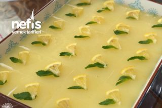 Limonatalı Tatlı Tarifi