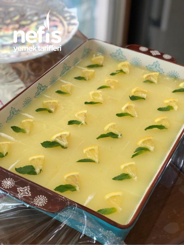 Limonatalı Tatlı