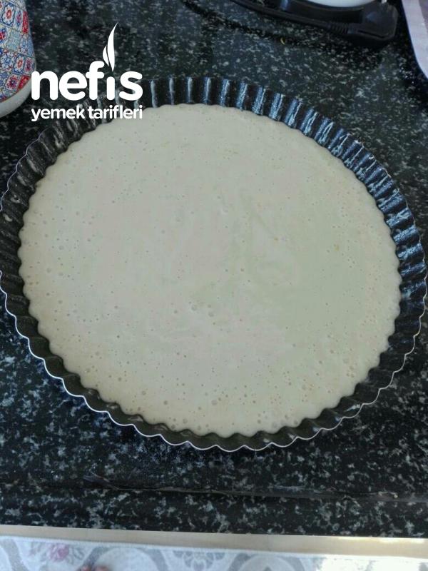 Limonlu Tart Kek