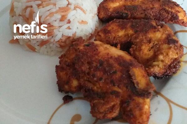 Nefis Baharatlı Tavuk Tarifi