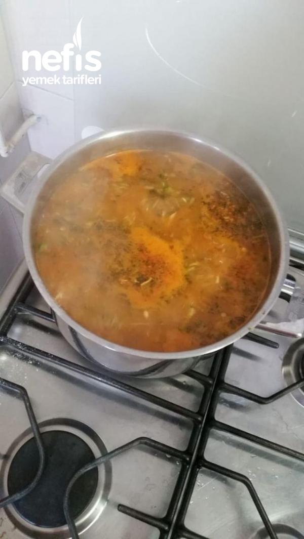 Brokoli Çorbası (tavuklu)