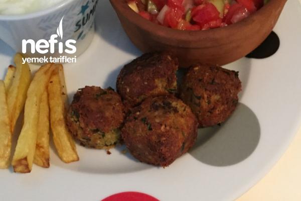 Falafel/ Nohut Köftesi ( Lübnan Mutfağı) Tarifi