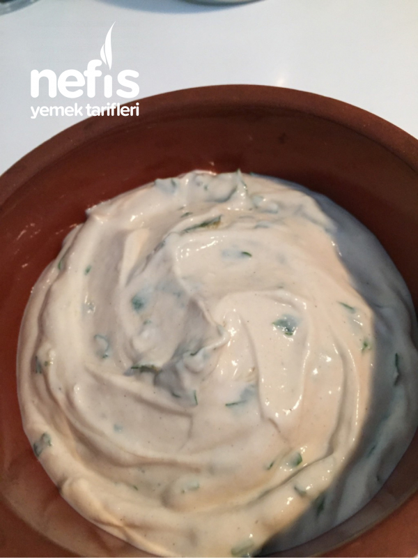 Falafel Sos/ Farklı Dipsos Arayanlara (lübnan Mutfağı)