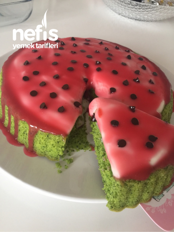 İnanılmaz Nefis Karpuz Kek