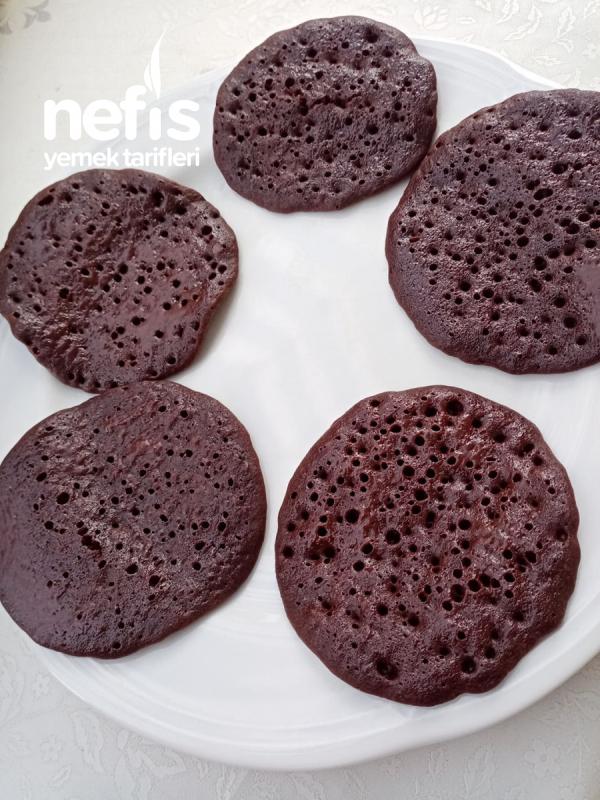 Kremalı Pancake