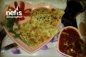 Mardin Usulü Patatesli Şambörek (Gözleme) Tarifi