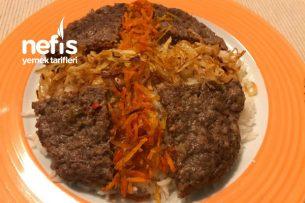 Pilavlı Tava Kebabı Tarifi