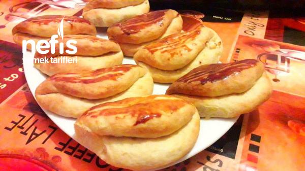 Tadiyla Kokusuyla Pastane Pogacasi