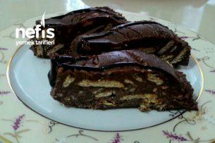 Dondurulan Mozaik Pasta Tarifi