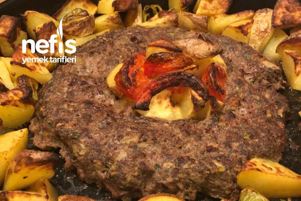 Fıırında Köfte Patates Tarifi
