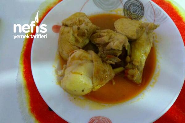 Haşlama Tavuk Tarifi