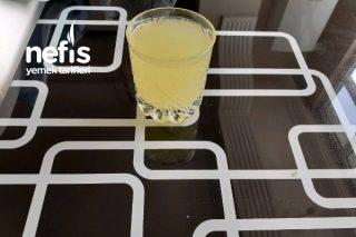 İçinizi Serinletecek Buz Gibi Ev Yapımı Limonata Tarifi