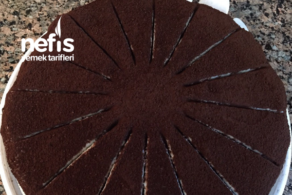 Kolay Tiramisu Hazır Pasta Keki İle Tarifi