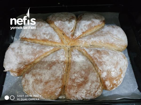 Mayalı Tam Buğday Ekmeği