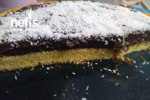 Nefis Çikolata Soslu Tart Kek Tarifi