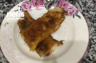 Pizza Böreği Tarifi