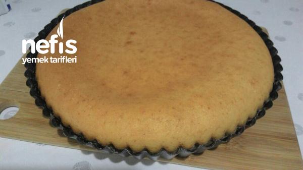 Şekerpare Tart Kek.