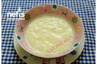 Bebekler İçin Yoğurt Çorbası Tarifi