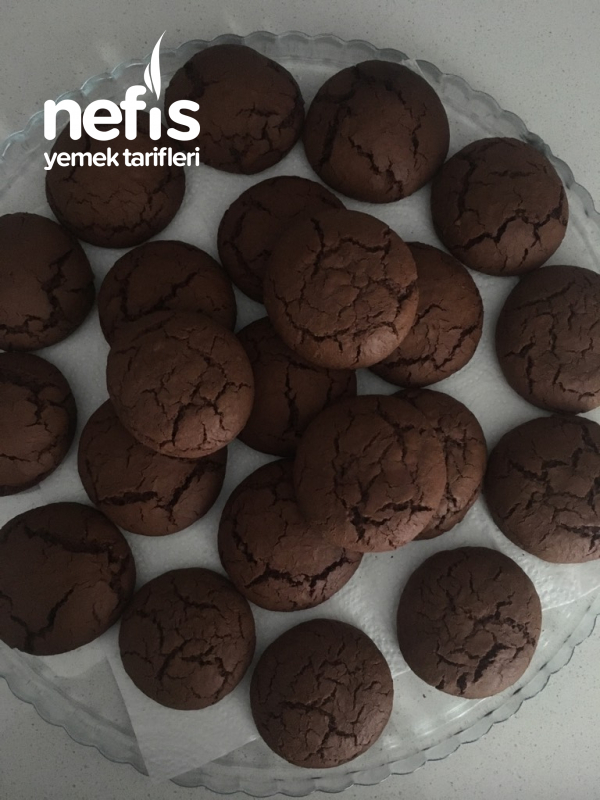 Bol Çikolatalı Cookie Tarifi