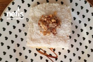 Gelin Pastası Sütlü Tarifi