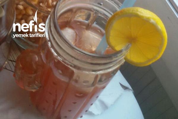 Ice Tea Yapımı Yazın İyi Gider Tarifi