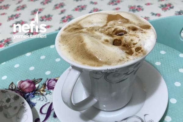 Köpük Dünyası Kahve Tarifi