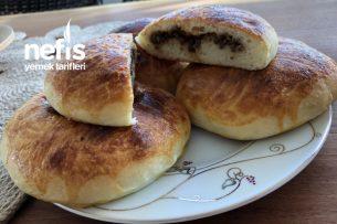 Nefis Yumuşacık Kıymalı Çörek Tarifi