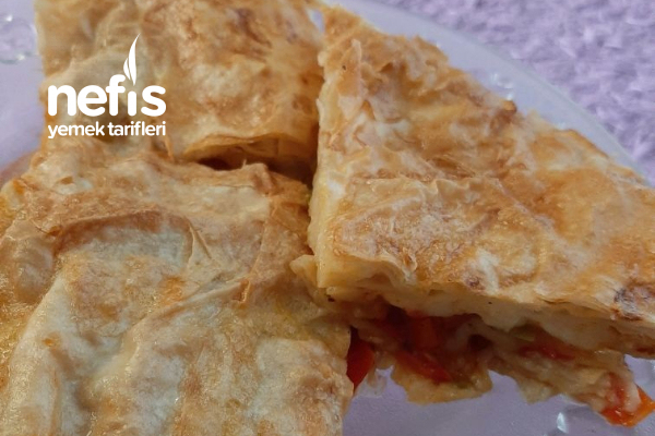 Patlıcanlı Börek Tarifi