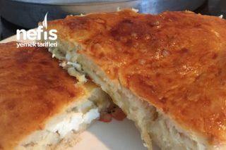 Peynirli Çörek Tarifi