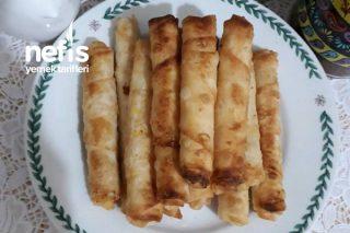 Sigara Böreği (Pratik Üçgen Kesim) Tarifi